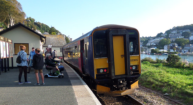 Celebrating additional services between Paignton and Newton Abbot