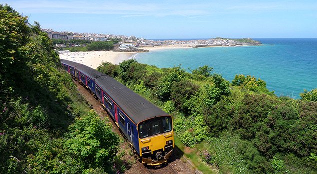 St Ives Bay Line - photo by Mark Lynam