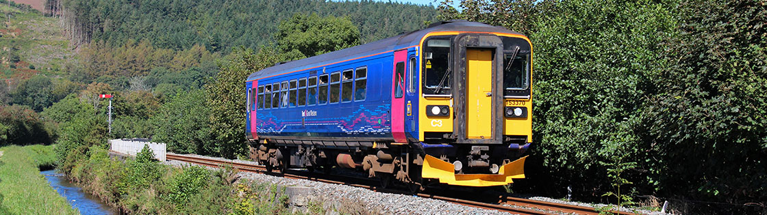 Train on the Atlantic Coast Line