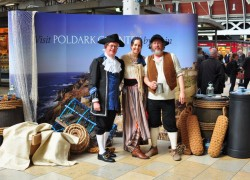 Visit Poldark country by train