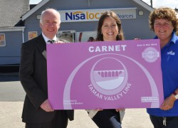 Carnet ticket schemes with local shops