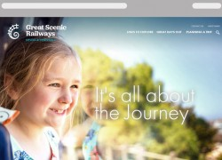 Great Scenic Railways website