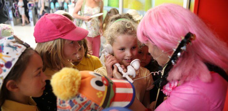 School children launch Tamar Valley Line song