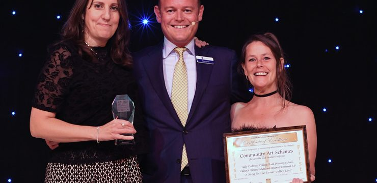 Partnership recognised at national awards