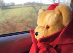 Half-term 'Teddy on the train' campaign returns