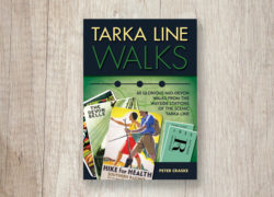 Tarka Line Walks – local author back in print with second edition