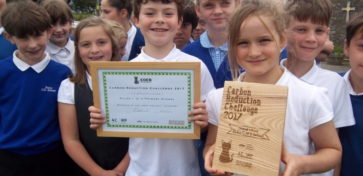 Winning school announced for Carbon Reduction Challenge
