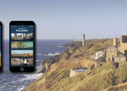 Experience Poldark app launched