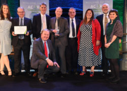 Double national awards success