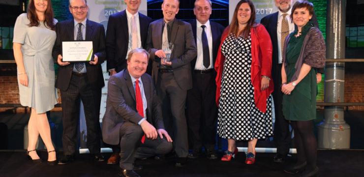 Double national awards success