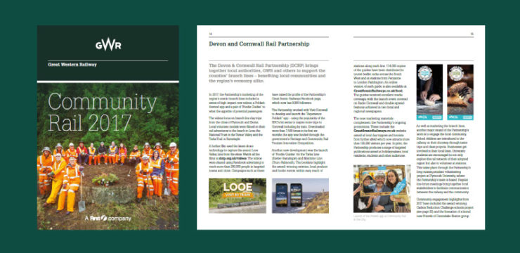 Partnership's achievements highlighted in GWR report