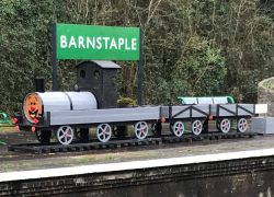 Barnstaple's newest train needs a name