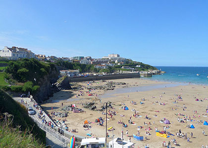 Newquay by Mark Lynam